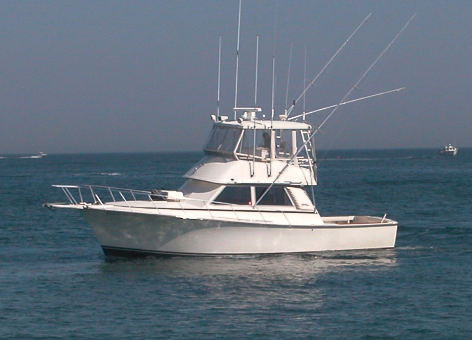 Blue chip charter fishing offers the absolute best value for Deep sea fishing boat
