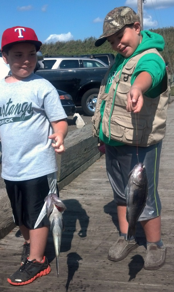 nj charter fishing