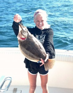 Point PLeasant NJ Fluke fishing