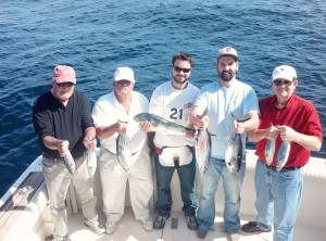 NJ Tuna Fishing