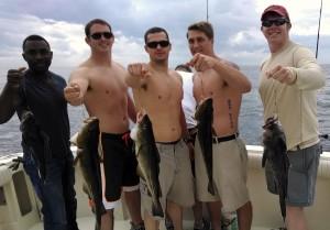 NJ INSHORE FISHING