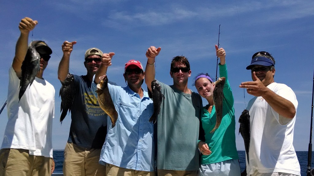 POINT PLEASANT NJ FISHING