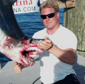 NJ SHARK FISHING