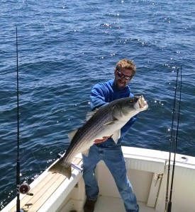 NJ Charter Boat fishing