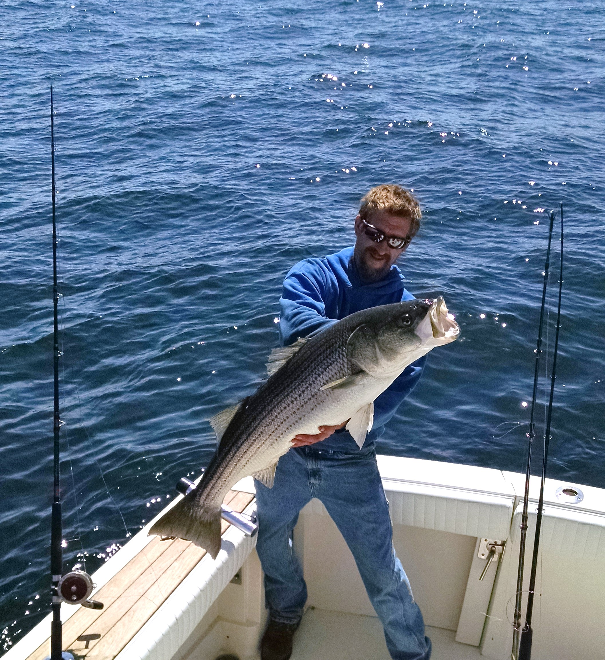 Nj salt fish 2015 05 29 blue chip sportfishing point for Tuna fishing charters nj