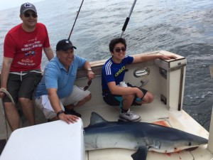 Blue Chip Shark Fishing Pt. Pleasant NJ