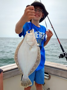Pt. Pleasant NJ half day special for Fluke, Sea Bass.