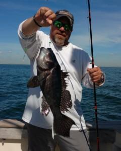 NJ charter boat inshore fishing