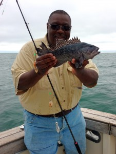 Point Pleasant NJ Blue Chip Half day special fishing charter.