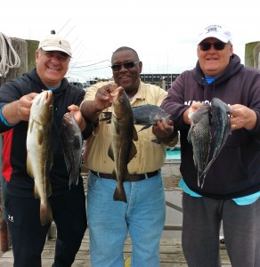 Point Pleasant NJ half day charter