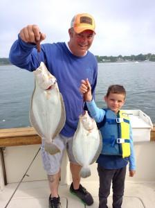 Point pleasant nj Fluke fishing