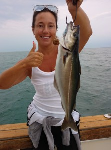 Point Pleasant private charter boat fishing.