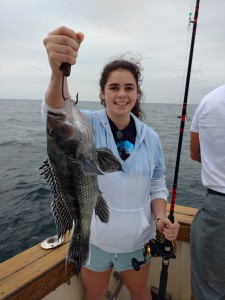 Half day deep sea fishing Point Pleasant NJ