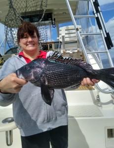 Deep Sea Fishing on Blue Chip Sport fishing
