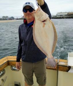 fLUKE FISHING IN POINT PLEASANT NJ