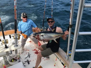 Point Pleasant NJ Tuna Fishing with Blue Chip Fishing Tours