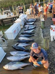 Tuna Fishing Point Pleasant NJ