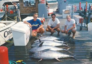 Tuna fishing new jersey bluechip sportfishing charters for Blue fishing nj